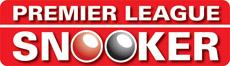 Logo der Premier League Snooker